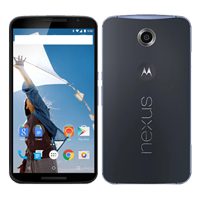 Motorola Google Nexus 6 32GB 4G LTE Smartphone Blue (1 YEAR NEW ZEALAND WARRANTY)
