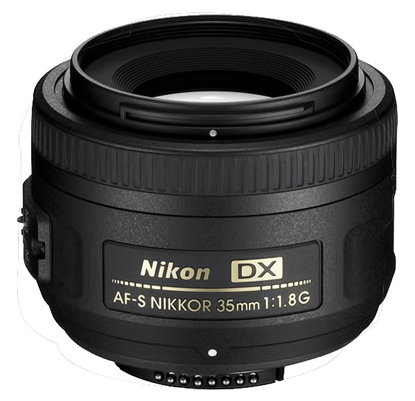 New Nikon NIKKOR AF-S 35mm f/1.8G F1.8 G DX