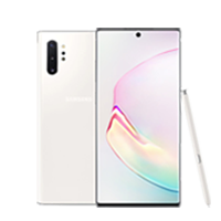 New Samsung Galaxy Note 10+ Dual SIM 256GB 4G LTE Smartphone White