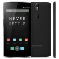 OnePlus One 64GB 13MP 4G LTE Smartphone Black (1 YEAR NEW ZEALAND WARRANTY)