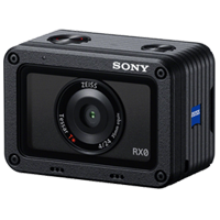 New Sony Cybershot DSC-RX0 21MP Digital Camera
