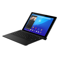 Sony Xperia Z4 Tablet 32GB 4G Tablet Black with Bluetooth Keyboard (+BKB50)